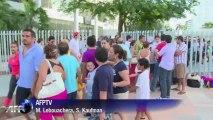 Mexique: des milliers de touristes tentent de quitter Acapulco