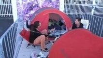 Les fans de Mylène Farmer campent devant l'Arena de Montpellier