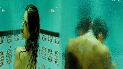 Sunny Leone Super Hot Bathing Scene  - Ragini MMS 2