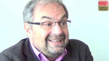 Entretien avec François Chérèque, inspecteur général des Affaires sociales