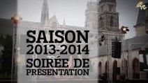 Soirée de présentation 2013/2014