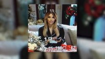 Kim Kardashian Shares Selfies in Her Dressing Gown From the Kardashian Christmas Special