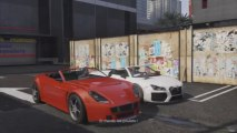 Grand Theft Auto Five : (GTA 5 Découverte du jeux)