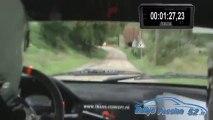 Damien Japiot (106 F2000/13) Rallye Hautes-Côtes 2013 ES 6