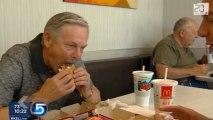 Depuis 30 ans, il mange chaque jour.. un Big Mac, et tout va bien.