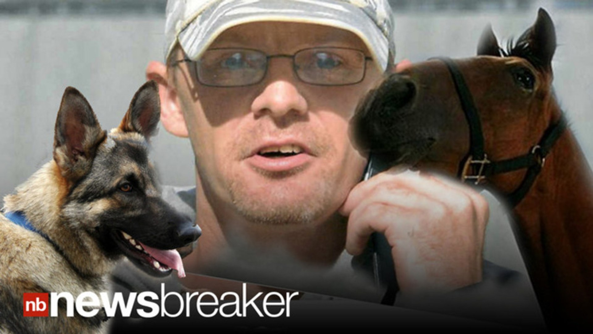 ANIMAL SEX: Man Admits to Sex with Two Dogs, Horse; Banned from Owning Pets