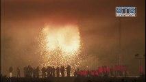 Nuits de Sologne 2013 Feu d'artifice Symphonie Pyromélodique STG Distribution Maurice Moschini