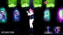 Lady Gaga - Just Dance | Just Dance 2014 | Gameplay