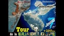 Tour de la Guadeloupe +250Km à la Nage par Yannis Olivier LEBORGNE MALAHËL ◄ Recherche de Financement Défi Sportif Natation Crawl Non-Stop Sans Matériel Nager ✚12h à 16 Heures chaque Jour l'Homme-Poisson Guadeloupe