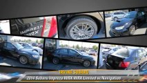2014 Subaru Impreza WRX WRX Limited w/Navigation - Irvine Subaru, Lake Forest
