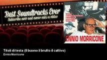Ennio Morricone - Titoli di testa - Il buono il brutto il cattivo