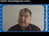Russell Grant Video Horoscope Leo September Thursday 19th 2013 www.russellgrant.com