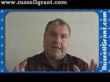Russell Grant Video Horoscope Aquarius September Thursday 19th 2013 www.russellgrant.com