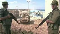 Egypt partly reopens border with Gaza