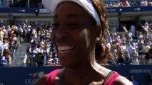 Venus Williams On-Court Interview