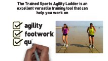The Trained Sport Agility Ladder Will Finally Be On The Market On Amazon