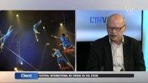 VOtv L'Invité : Festival Cirque International du Val d'Oise