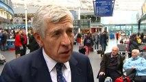 Jack Straw questions delays over 'plebgate' inquiry