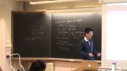 Technique d'homogénéisation pour les problèmes de contrôle non markoviens