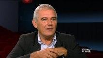 """Laurent Cantet : interview par Emilie Aubry avant le film """"Entre les murs"""", palme d'or en 2008"""