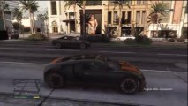 """GTA V: Voiture Secrete - """"Adder"""" 1,000,000$ (Bugatti Veyron) Grand Theft Auto 5"""