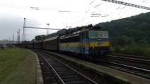 Lokomotiva 363 041-5 - Ústí nad Orlicí, 19.9.2013 HD