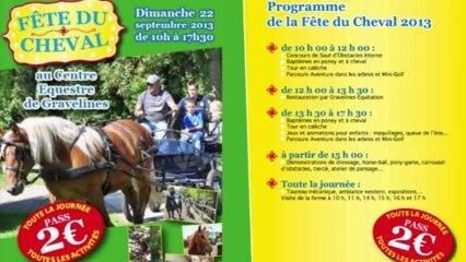 Delta TV Demandez le programme spécial Fête du cheval