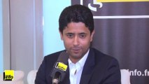 France Info Sport - Nasser Al-Khelaïfi