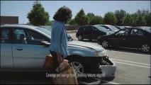 Allstate mayhem commercial - Dean Winters as Teenage Girl in Pink Truck