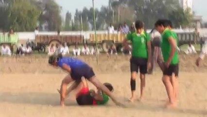Stoper Best Catch 02 - FreeStyle Girls Kabaddi Tournament 2013 Match 11