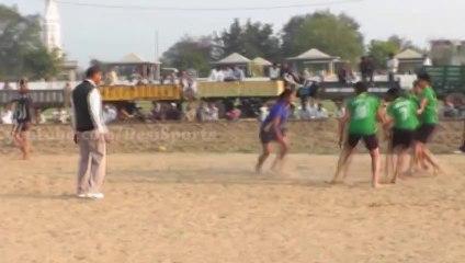 Raider Point 07 - FreeStyle Girls Kabaddi Tournament 2013 Match 11