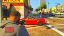 Grand Theft Auto V: FREE GUN UPGRADE Glitch