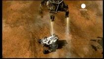 El Curiosity no encuentra metano en Marte