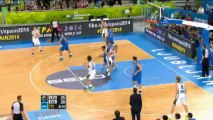 EuroBasket - L'Italie sort en quarts