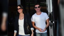 Simon Cowell Discusses the Possibility of Demi Lovato Being His Baby's Godmother