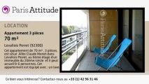 Appartement 2 Chambres à louer - Levallois Perret, Levallois Perret - Ref. 8900