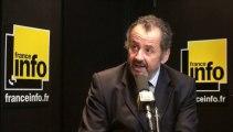 Guillaume Sarkozy, délégué général de Malakoff Médéric, groupe de mutuelles et protection sociale