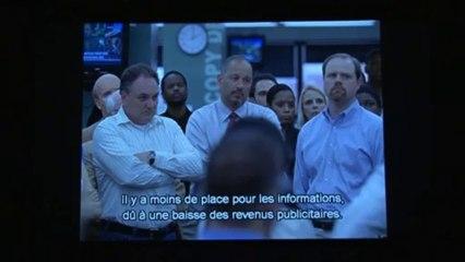 """""""The Wire : le réel à l'ère du storytelling"""", conférence de Mathieu Potte-Bonneville"""