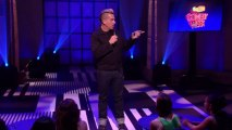 Greg Behrendt explains fatherhood with daughters at Comedy Gives Back International Show