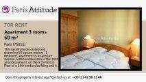 2 Bedroom Apartment for rent - Boulogne Billancourt, Paris - Ref. 8947