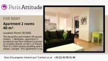 1 Bedroom Apartment for rent - Levallois Perret, Levallois Perret - Ref. 8846