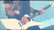 Rock In Rio 2013 Master of Puppets, do Metallica
