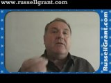 Russell Grant Video Horoscope Aquarius September Saturday 21st 2013 www.russellgrant.com