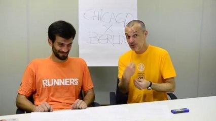 Berlim x Chicago: Video 6 - A LARGADA