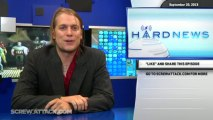 Hard News 09/20/13 -  Last Guardian, Ghosts 'n Goblins, and AVGN Adventures! - Hard News