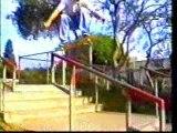 Rodney mullen skateboard