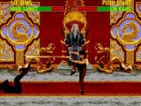 [OLD] Mortal Kombat II Unlimited (Genesis MK2 Hack) - Noob Saibot Run