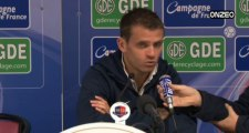 POINT PRESSE (SMC) : AVANT CAEN - NIORT