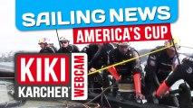 Coupe de l'America : Analyse de la régate 13 | Kiki Karcher's Webcam