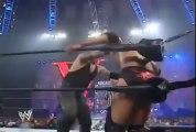 Vengeance 2002 - The Rock  vs. Kurt Angle vs. Undertaker: WWE Undisputed Championship Match
